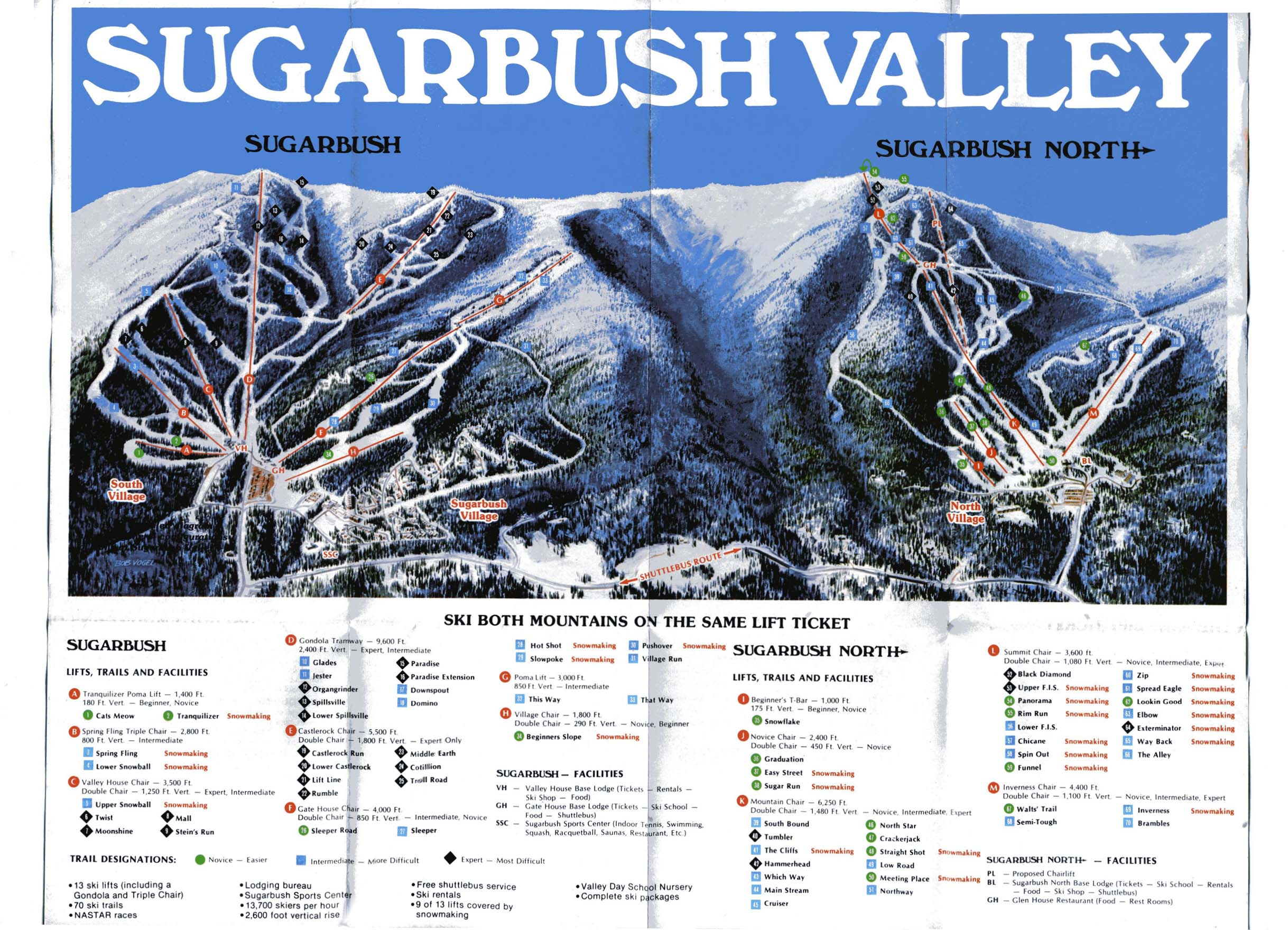 Sugarbush ski pass deals