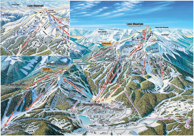 Big Sky Montana USA  Alpine Adventures  Luxury Ski