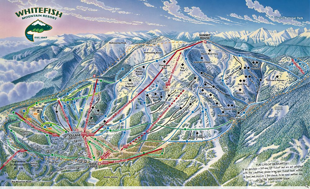 Whitefish Alpine Adventures Luxury Ski Vacationsalpine