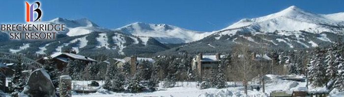 Breckenridge ski holiday