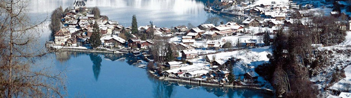Interlaken's, the tradition-rich resort conveniently located in the heart of an amazing Alpine world