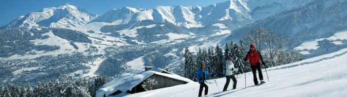Megeve is a well kept secret; a traditional little Haute Savoyard village in the shadows of the highest mountain in Europe, Mont Blanc.