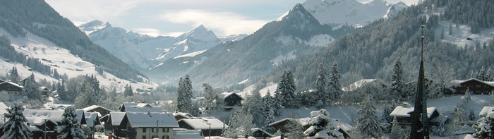 Gstaad, Switzerland, a genuine Alpine lifestyle