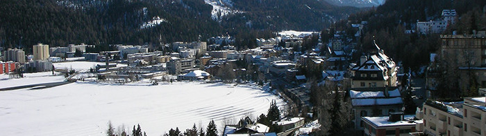 St. Moritz is famous for modern alpine lifestyle, first-class hotels and some of the best restaurants in Switzerland