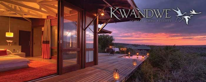 Kwandwe is a malaria-free Big Five safari game reserve in South Africa, close to Port Elizabeth.