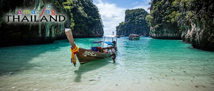 Thailand beams with a lustrous hue from its gaudy temples and golden beaches to the ever-comforting Thai smile.