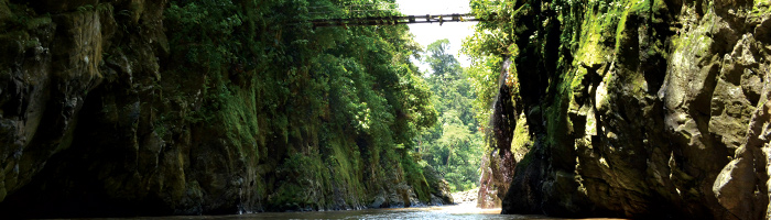 White Water Rafting, Costa Rica