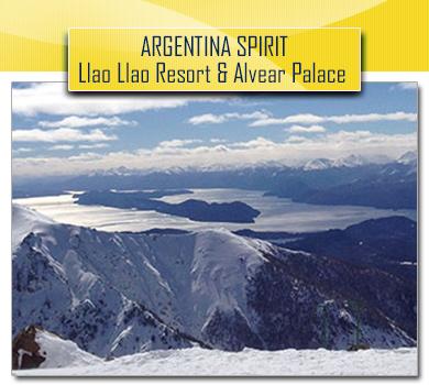 Asgentina-skiing