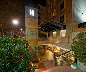 Rugendas-hotel Santiago