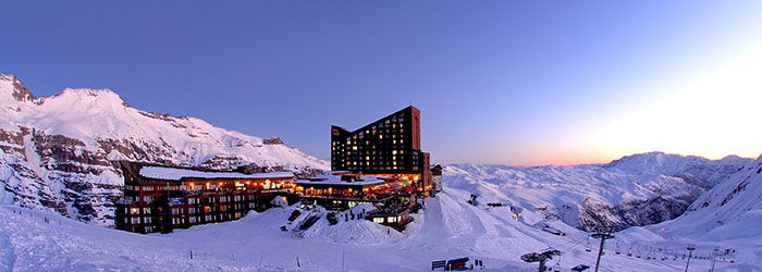 Valle Nevado, Chile's top resort