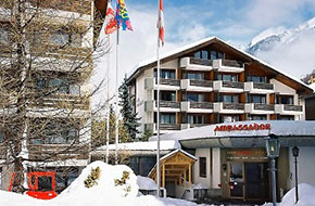 hotel at val disere