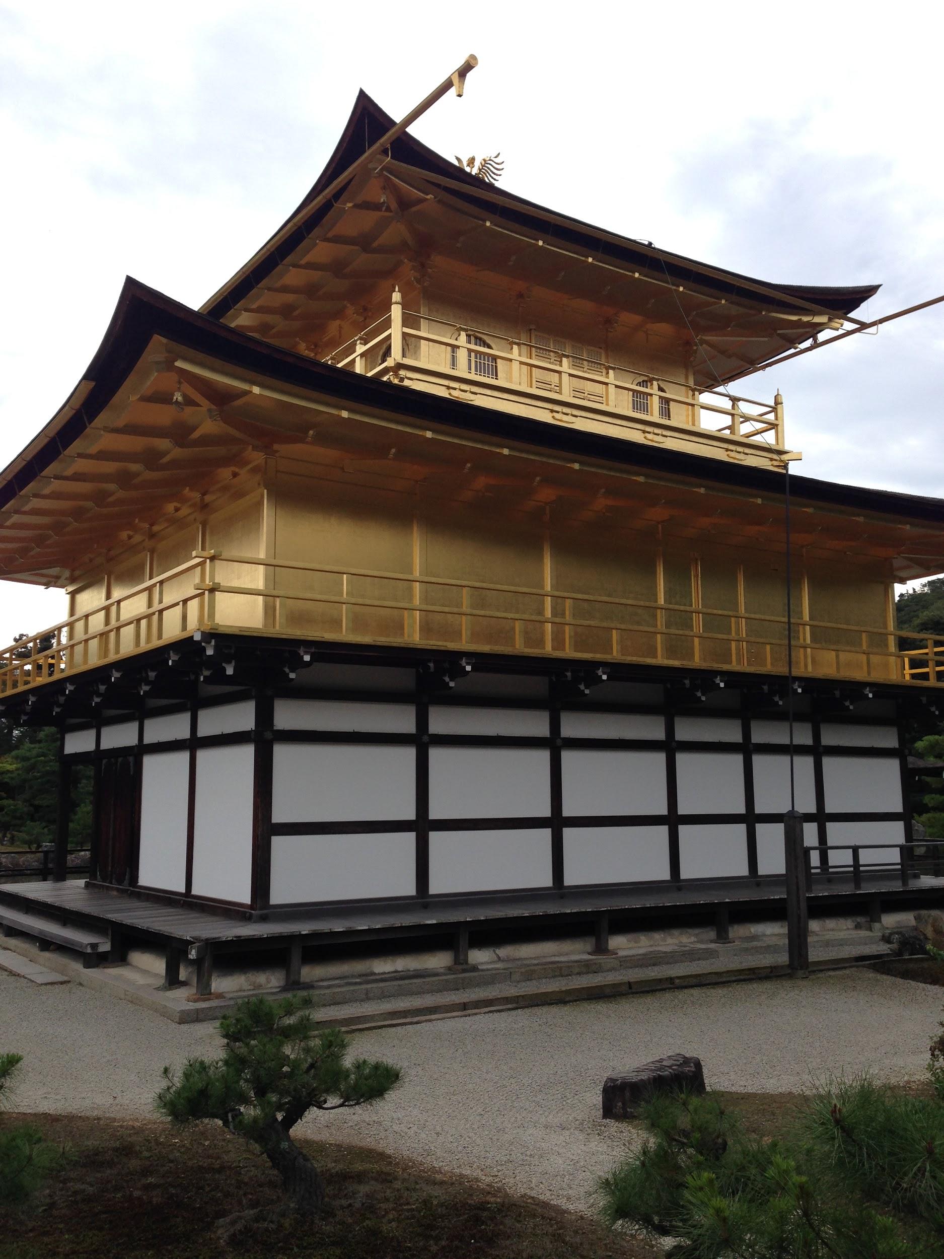 Kinkaku-ji - Golden Pavilion