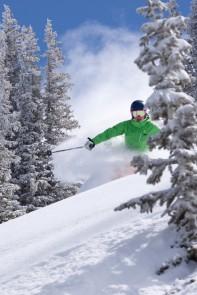 spring skiing 1
