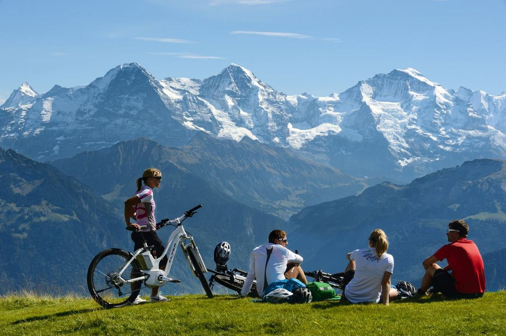 e-bike Switzerland
