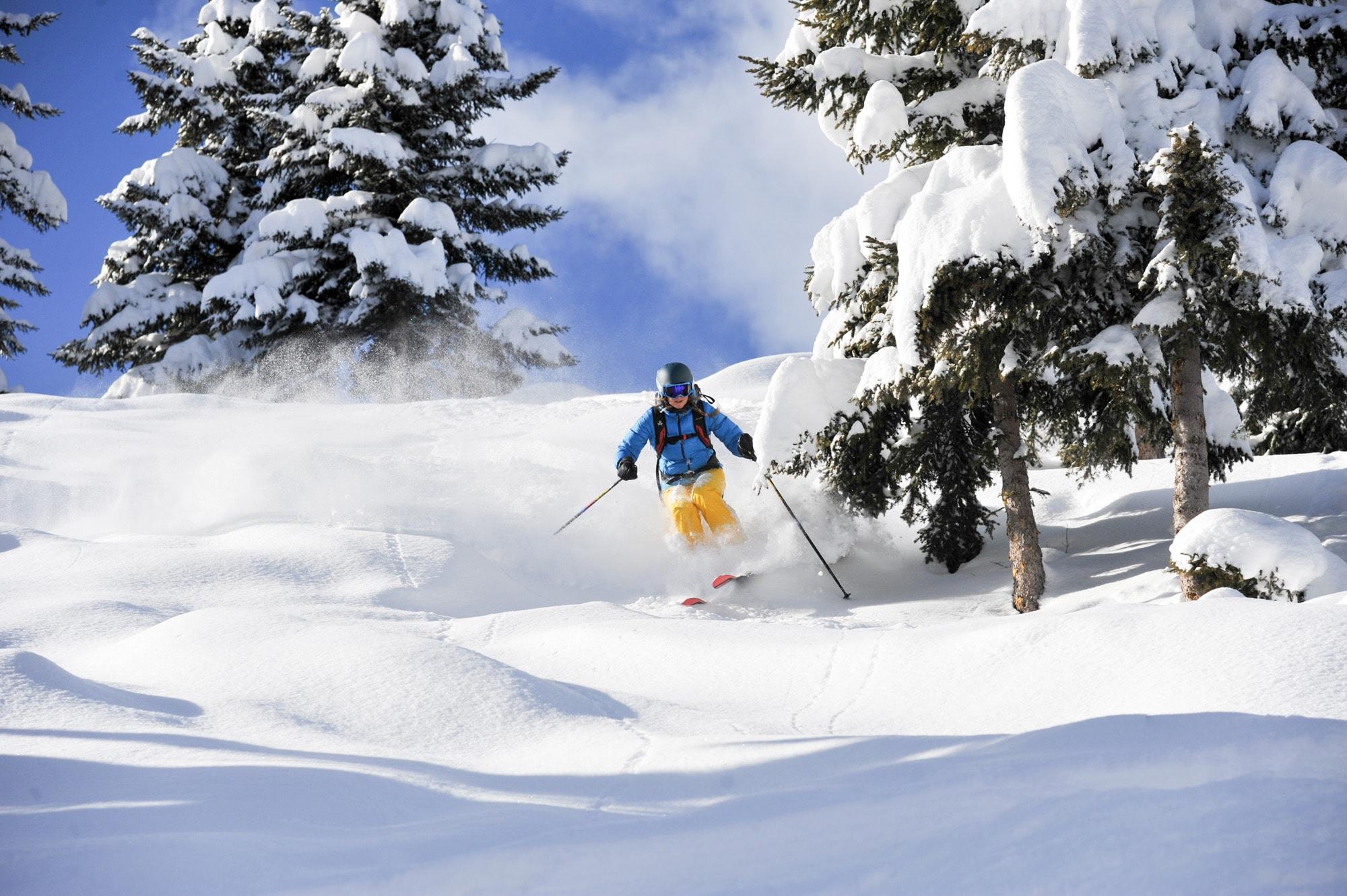 Courchevel  Alpine Adventures  Luxury Ski
