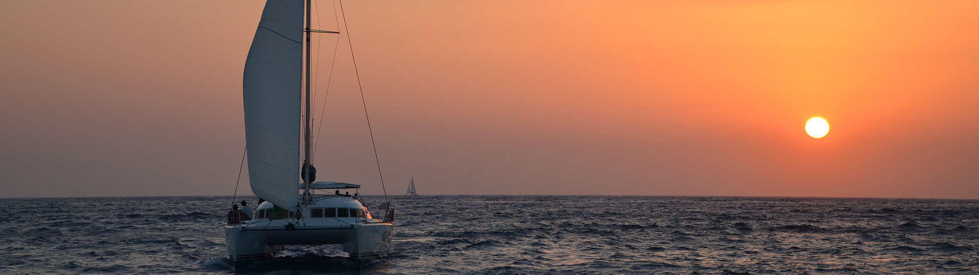 santorini sail