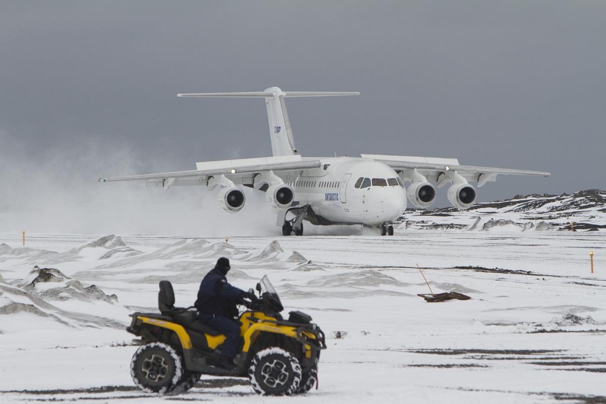 BAE 146 AVRO RJ Aircraft